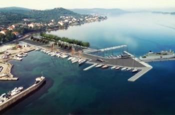 Potpisan Ugovor o dodjeli bespovratnih sredstava za izgradnju trajektne luke Tkon